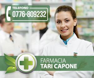 Farmacia Tari Capone